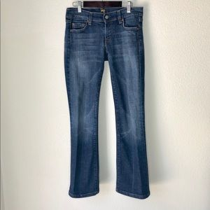 7 For All Mankind Boot Cut Jeans. Size 26